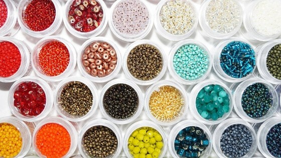 Gifts for Jewelry Makers - Bead Storage