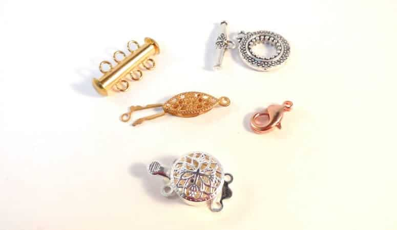 The Most Popular Types of Jewelry Clasps and How To Use Them