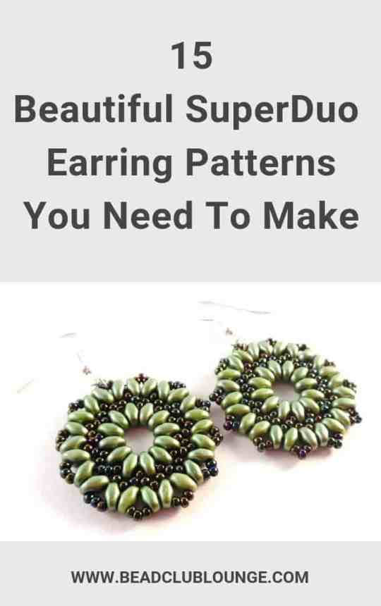 3a560ac3cb283 How To Create 15 Beautiful Beaded Earring Patterns