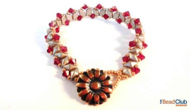How To Make The Beautiful Crystal Bling Bracelet