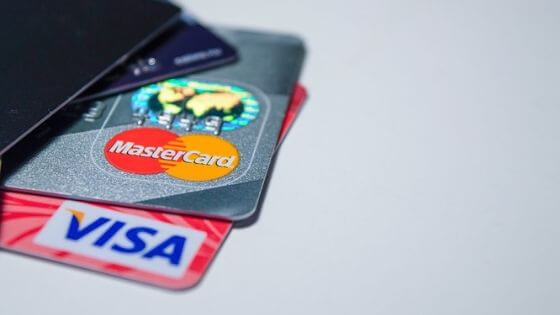 Credit cards - When making custom jewelry, you must know how you'll be paid.