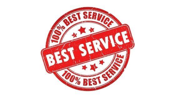100% best service