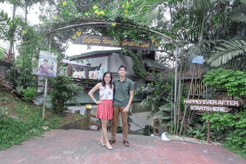 Luljetta's Hanging Garden
