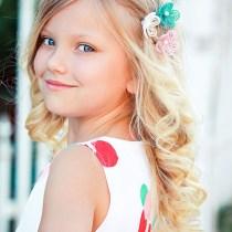 flower girl, bridal hair, bridesmaid hair, hair accessories, flower hair pins, how to make hair pins