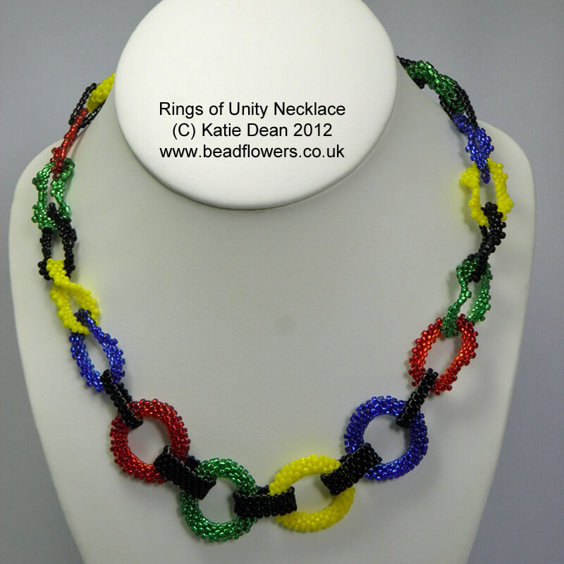 Rings of Unity Necklace