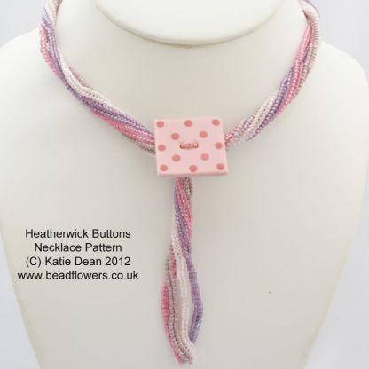 Heatherwick Necklace Pattern