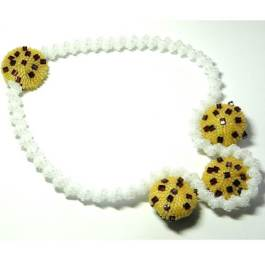 Cookies N Cream Necklace