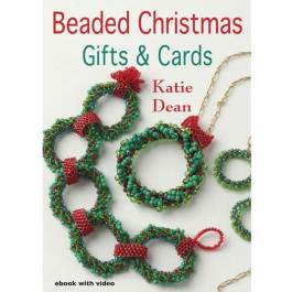 Beaded Christmas Gifts and Cards Ebook
