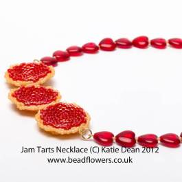 Jam Tarts Necklace