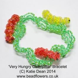Very Hungry Caterpillar Bracelet