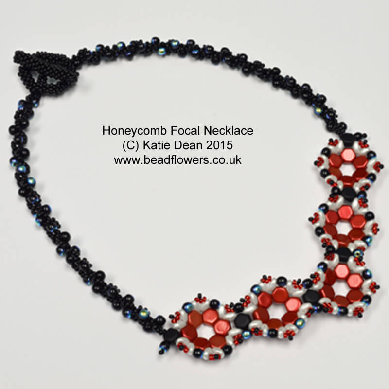 Honeycomb_Focal_Necklace