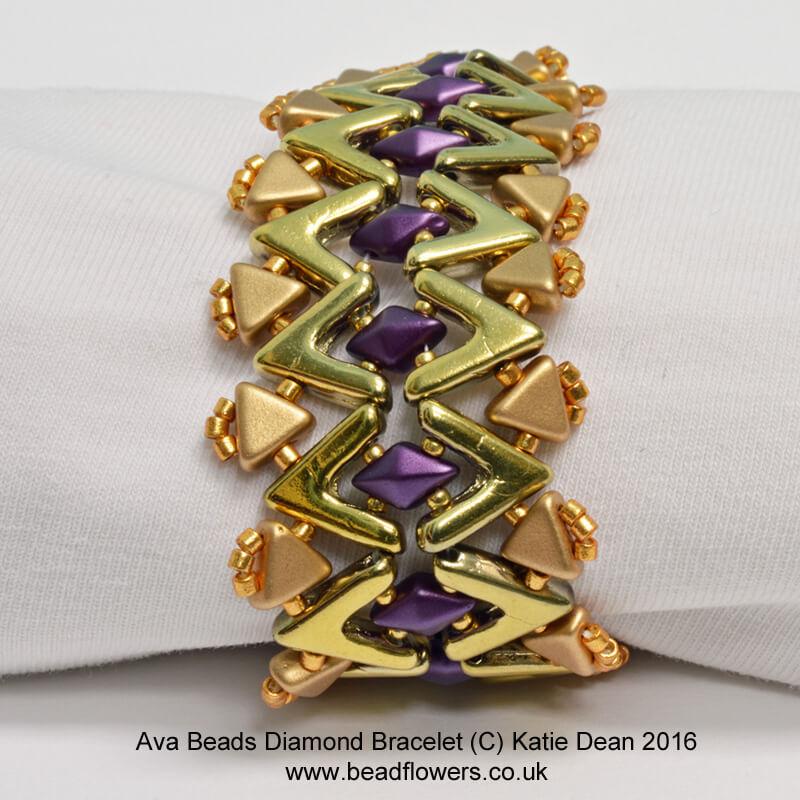 AVA beads bracelet