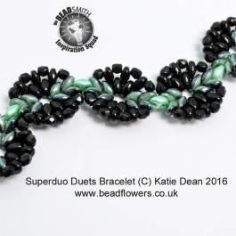 Superduo Duets Bracelet