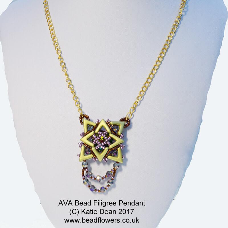 AVA Beads Pendant