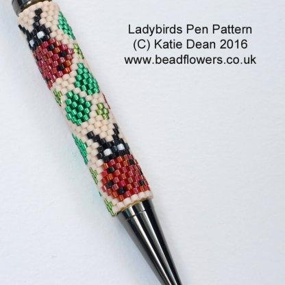 Ladybird Pen Pattern