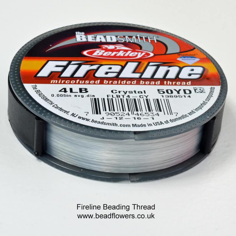 Fireline Crystal Beading Thread