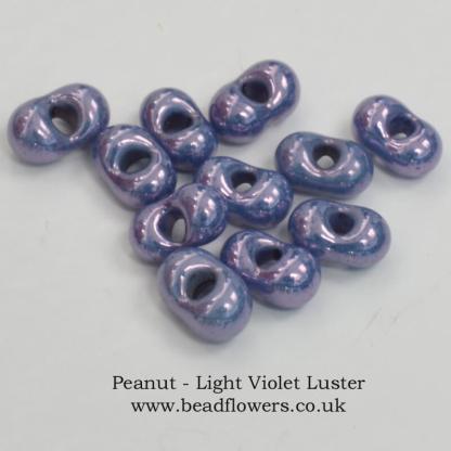 Peanut Beads, 10g packs, Katie Dean, Beadflowers
