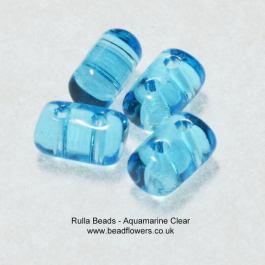 Rulla Beads, 20g Packs, Katie Dean, Beadflowers, UK