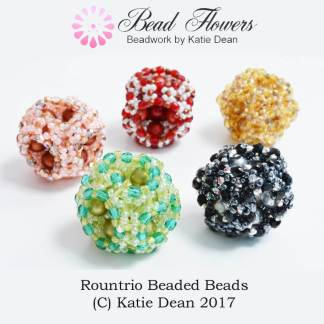Three Hole Beads