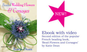 Beaded Wedding Flowers and Corsages