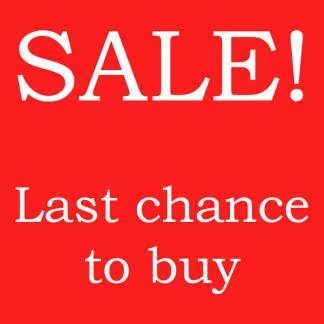 Sale - Last Chance Beads