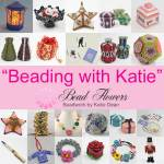 Beading with Katie, the new-look mailing list for enjoying more beading and learning more beading skills