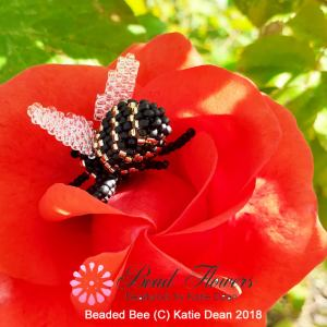 The Beaded Bee Hotel Online Class with Katie Dean