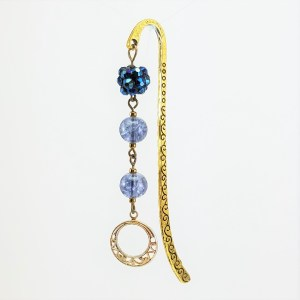 make you blue bookmark