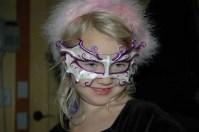 Fairy Mask - White