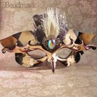 Venetian Bird Mask