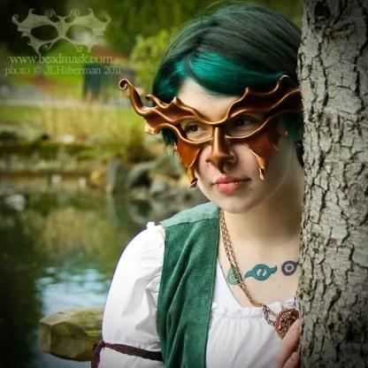 Autumn Greenman Mask