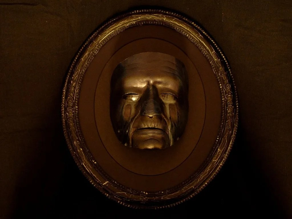 The Crying Mask by Silverman Workshop