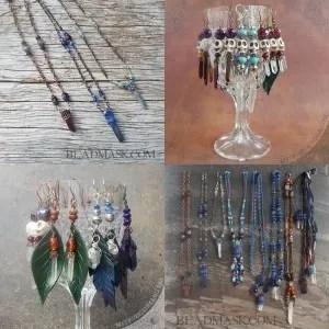 quartz crystal jewelry