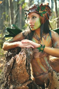 Dryad Costume