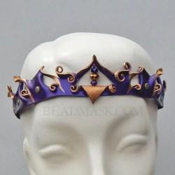 purple-circlet