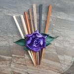 leather-rose-barrette-purple