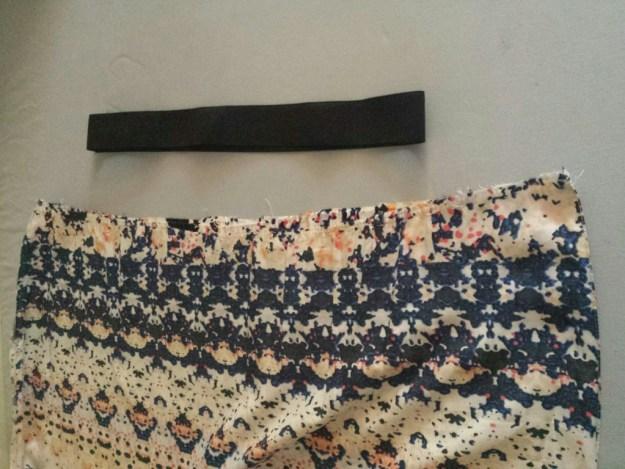 Absract Skirt 1