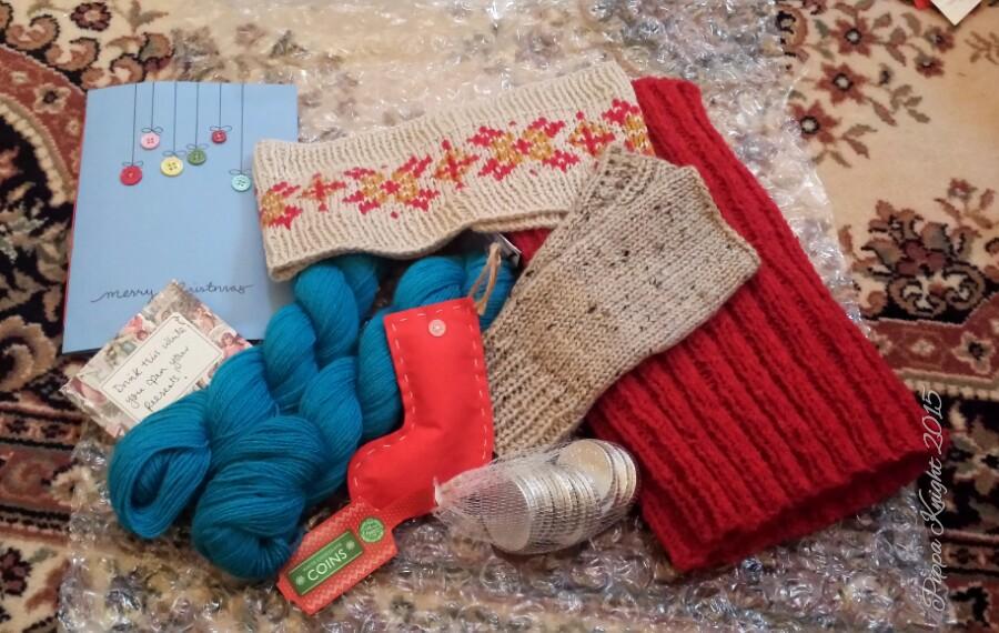 #Stitching Santa Knitting