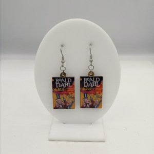 Charlie and the Chocolate Factory Earrings