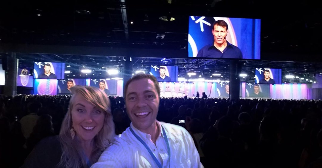 Tony Robbins Mindset For Success