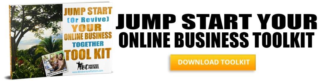 Jump Start Your Online Biz Toolkit