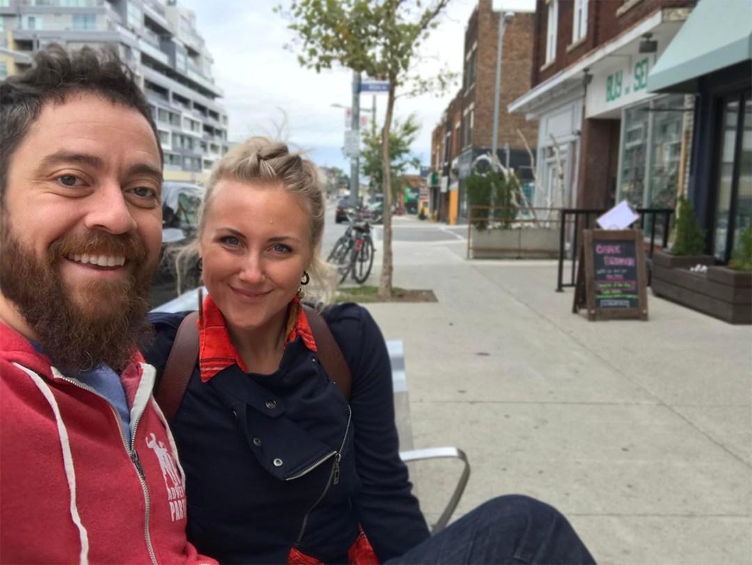 Brian Garcia & Erin Nicole Bick - BE Adventure Partners