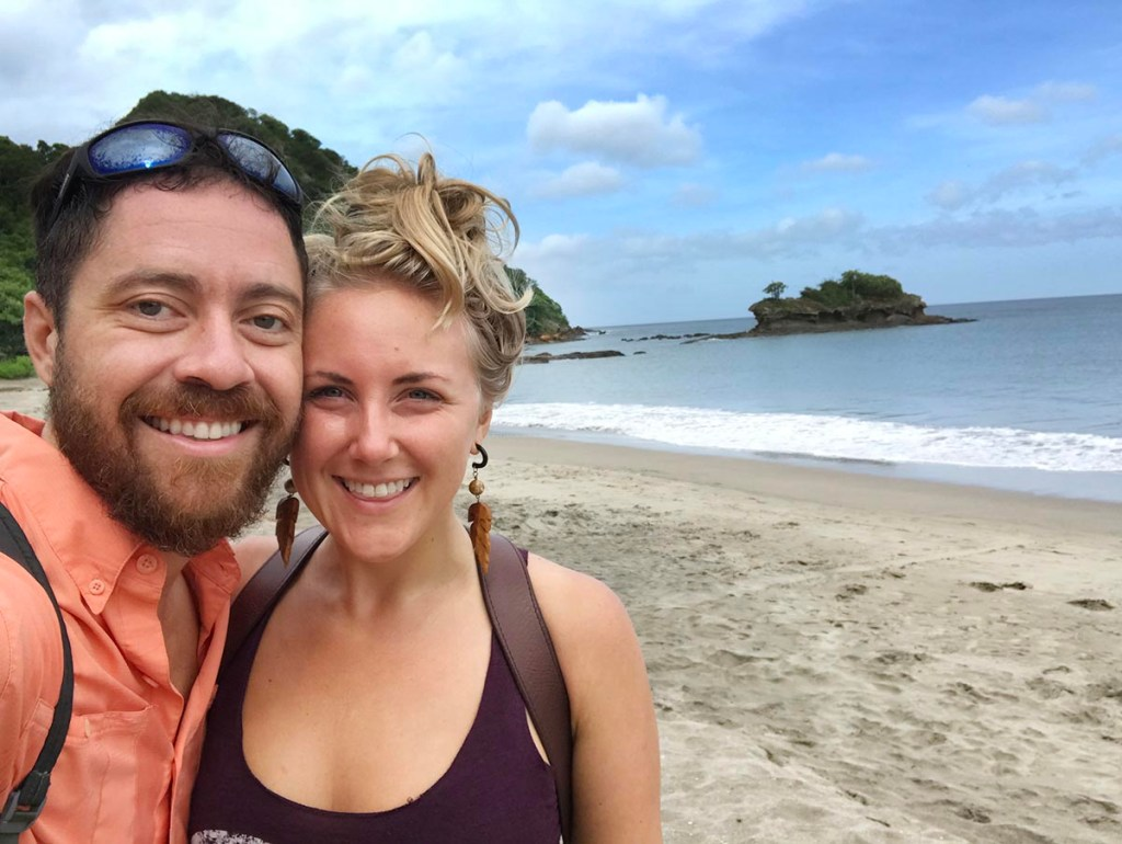 Create Your Reality - Brian and Erin - Mazunte Mexico