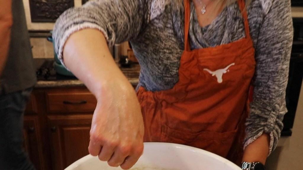 Pork Tamale Recipe - Masa Does Not Stick