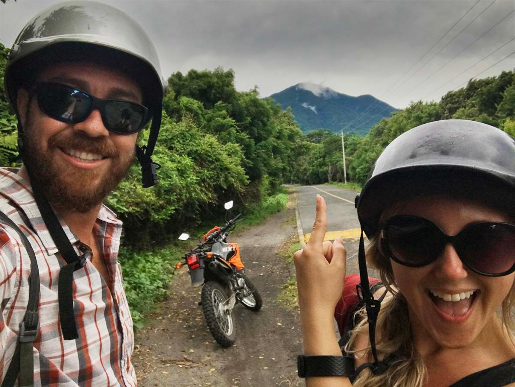 How To Actually Reach Your Goals Quick - Brian and Erin - Ometepe Island Nicaragua