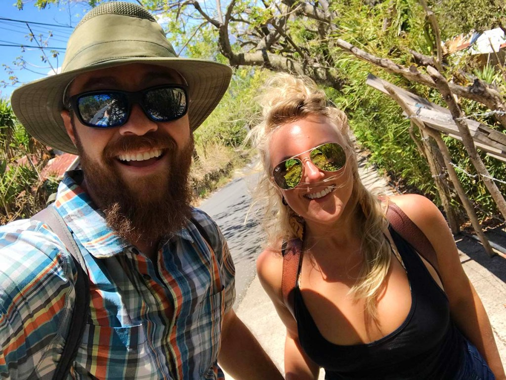 How To Actually Reach Your Goals Quick - Brian and Erin in Costa Rica