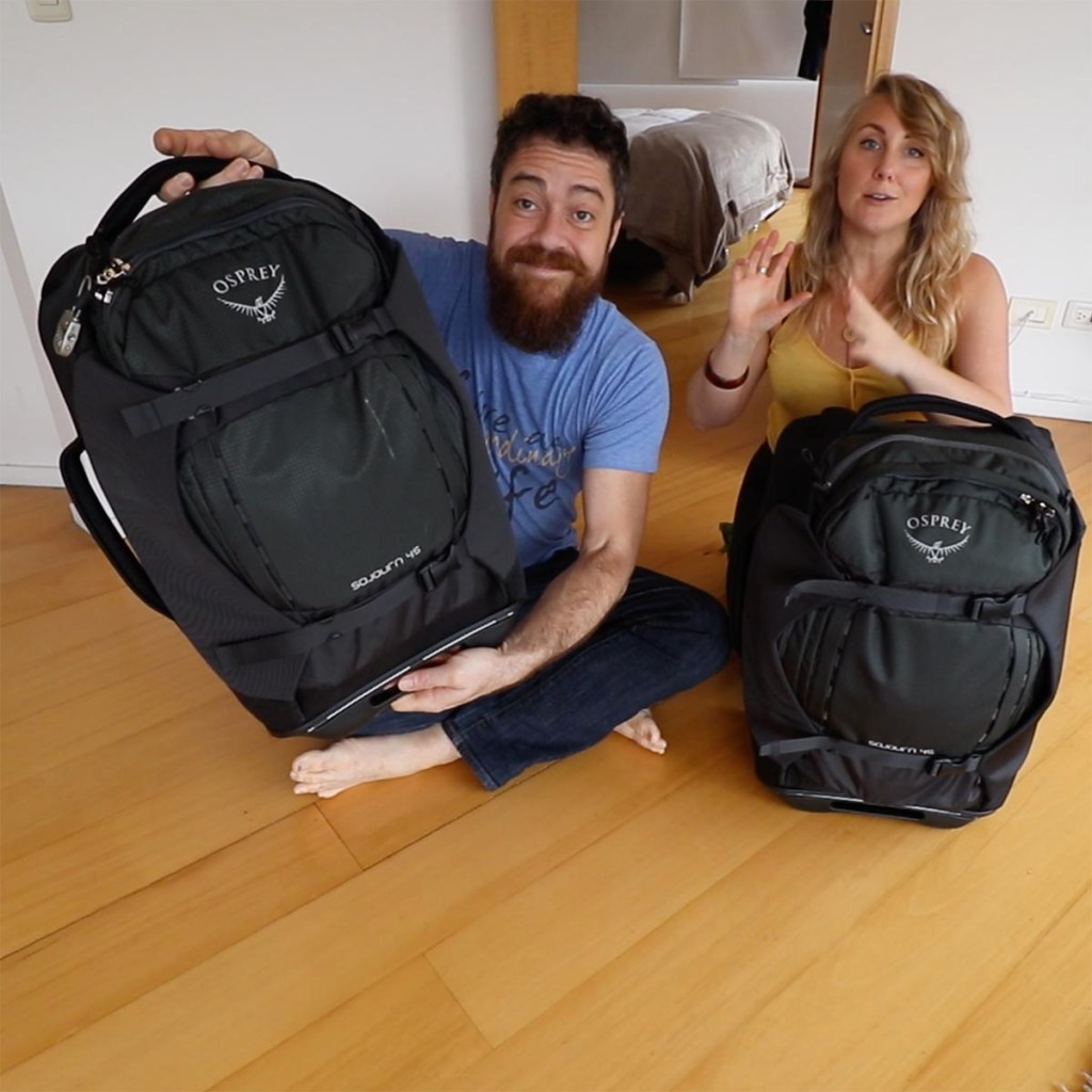 Osprey Sojourn 45L Review - Three Handles