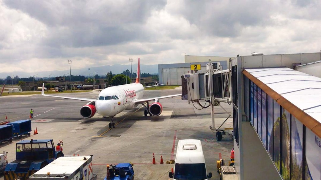 Travel Day - Medellín to Santa Marta Colombia - Avianca Airlines