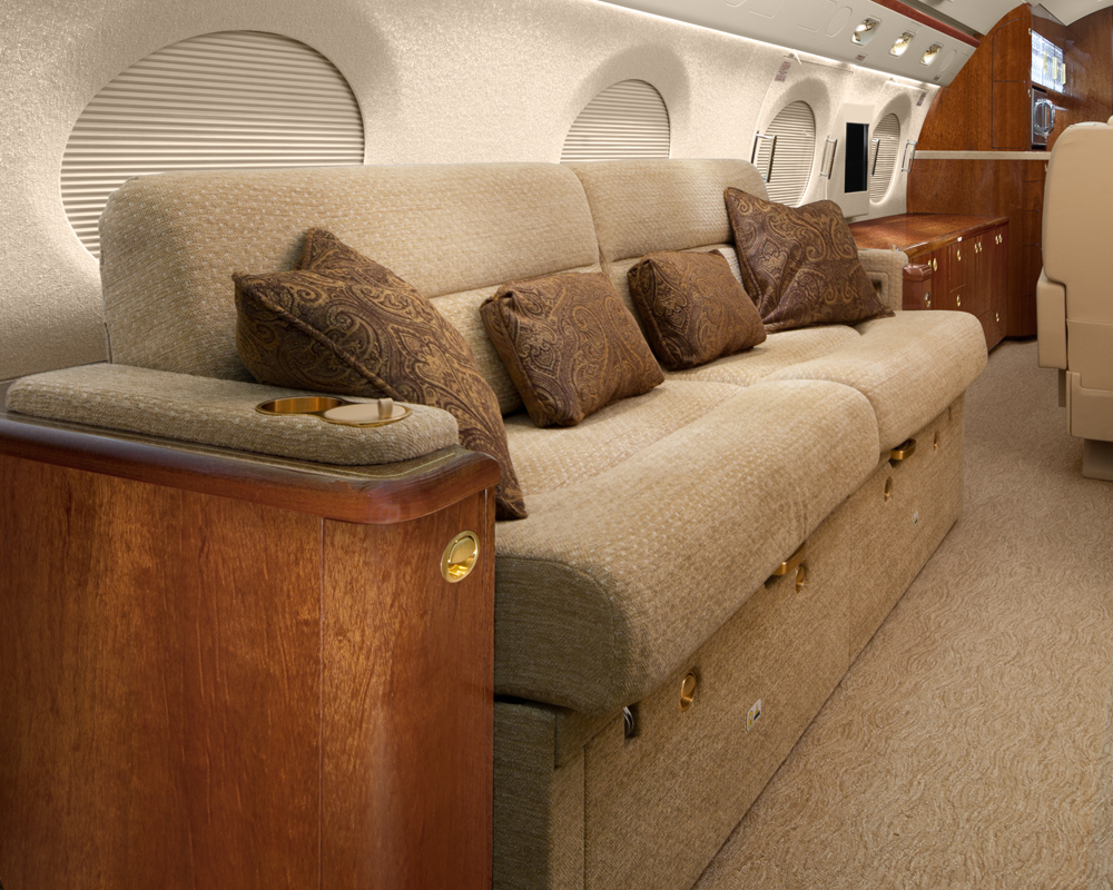 Business Jet Seating Systems Rockwell Collins