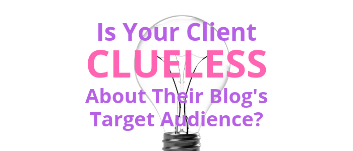 How to Build a Blog Audience for Your Client (Who's Been Doing It All Wrong)